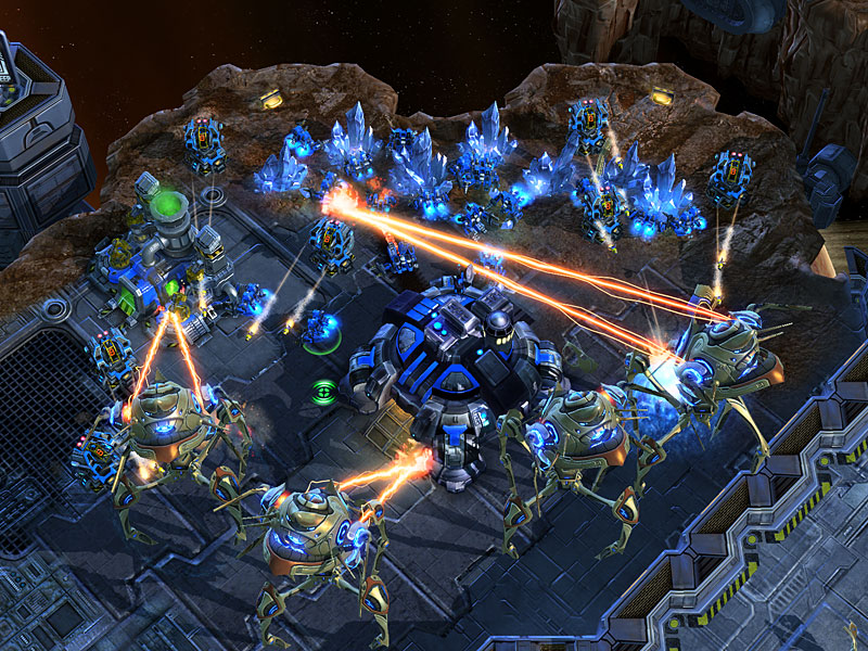 Starcraft2 Screenshot